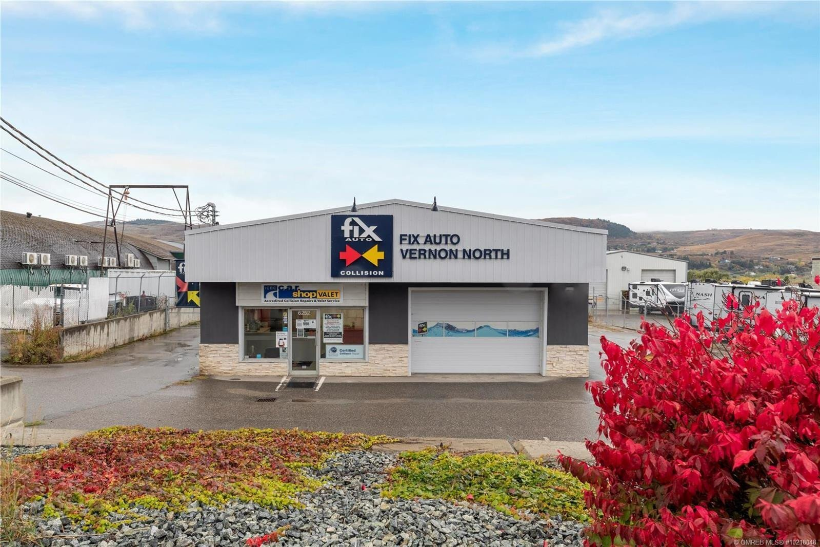 Residential property for sale at 6252 Pleasant Valley Rd Vernon British Columbia - MLS: 10218048