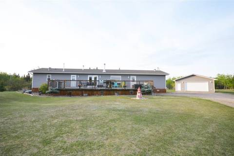 Home for sale at 62521 Rge Rd Rural Bonnyville M.d. Alberta - MLS: E4158932