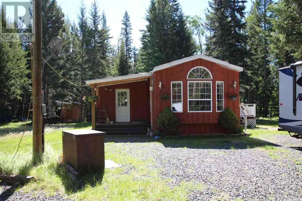 Home for sale at 6255 Aalton Road Rd 100 Mile House British Columbia - MLS: R2433718