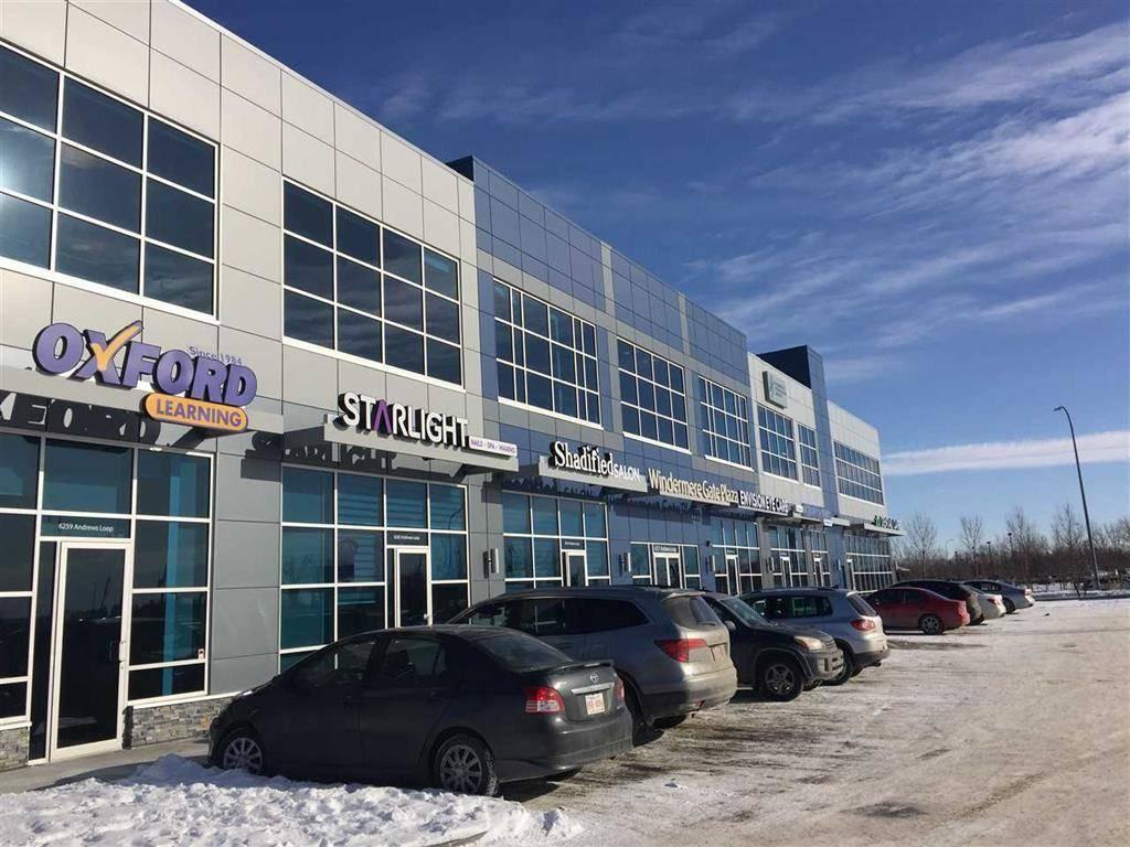 Commercial property for sale at 6255 Andrews Lp Sw Edmonton Alberta - MLS: E4170998