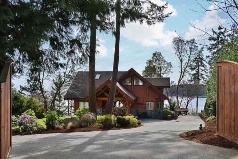 House for sale at 6259 Sunshine Coast Hy Sechelt British Columbia - MLS: R2457624