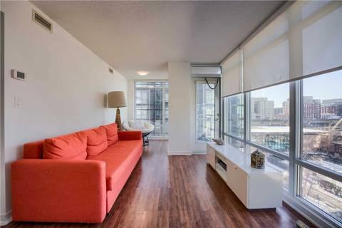 Apartment for rent at 15 Brunel Ct Unit 626 Toronto Ontario - MLS: C4673930