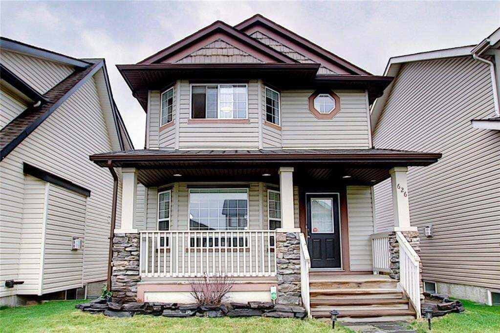 House for sale at 626 Everridge Dr SW Evergreen, Calgary Alberta - MLS: C4297023