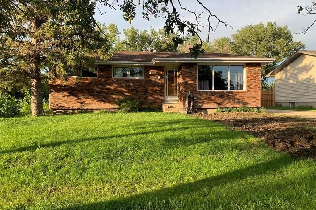 House for sale at 626 Martin Ave Milestone Saskatchewan - MLS: SK810072