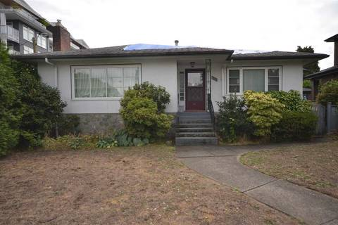House for sale at 626 32nd Ave W Vancouver British Columbia - MLS: R2299565