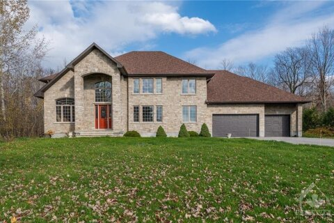 House for sale at 6267 Emerald Links Dr Ottawa Ontario - MLS: 1216519
