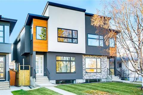 Townhouse for sale at 627 22 Ave Northeast Calgary Alberta - MLS: C4241695