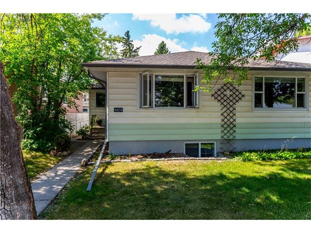 For Sale: 627 37 Street Southwest, Calgary, AB   3 Bed, 2 Bath Townhouse for $399,900. See 20 photos!