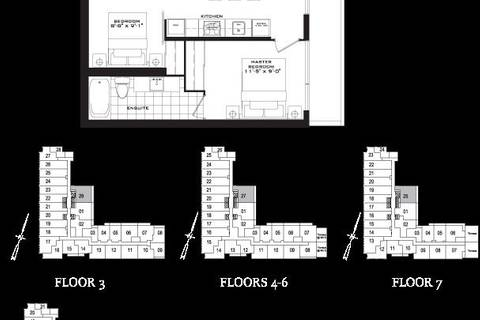Apartment for rent at 955 Bay St Unit 627 Toronto Ontario - MLS: C4730814