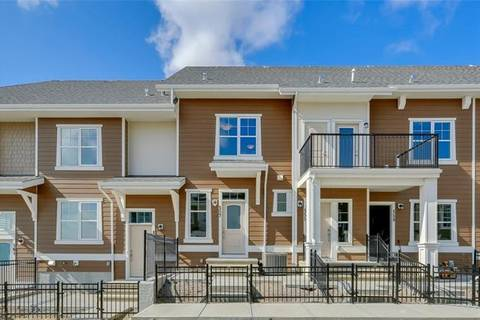 Townhouse for sale at 627 Cranbrook Walk/walkway Southeast Calgary Alberta - MLS: C4262374