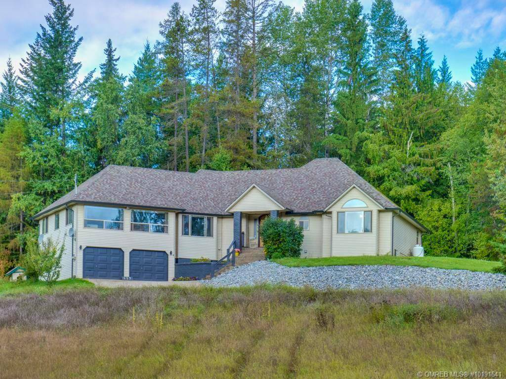 House for sale at 627 Grandview Bench Rd Salmon Arm British Columbia - MLS: 10191641