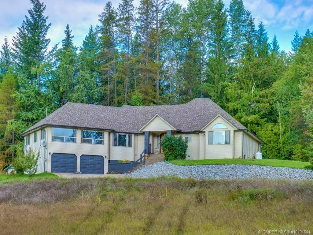 627 Grandview Bench Road, Salmon Arm | Image 1