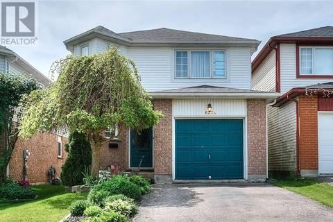 House for sale at 627 Rummelhardt Dr Waterloo Ontario - MLS: 30738649