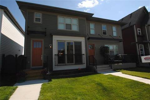 Townhouse for sale at 627 Walden Dr Southeast Calgary Alberta - MLS: C4294979