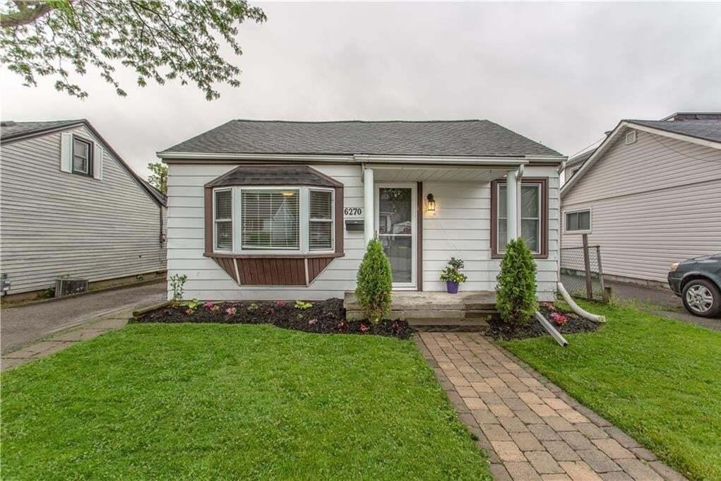 House for sale at 6270 Arad St Niagara Falls Ontario - MLS: 30796318