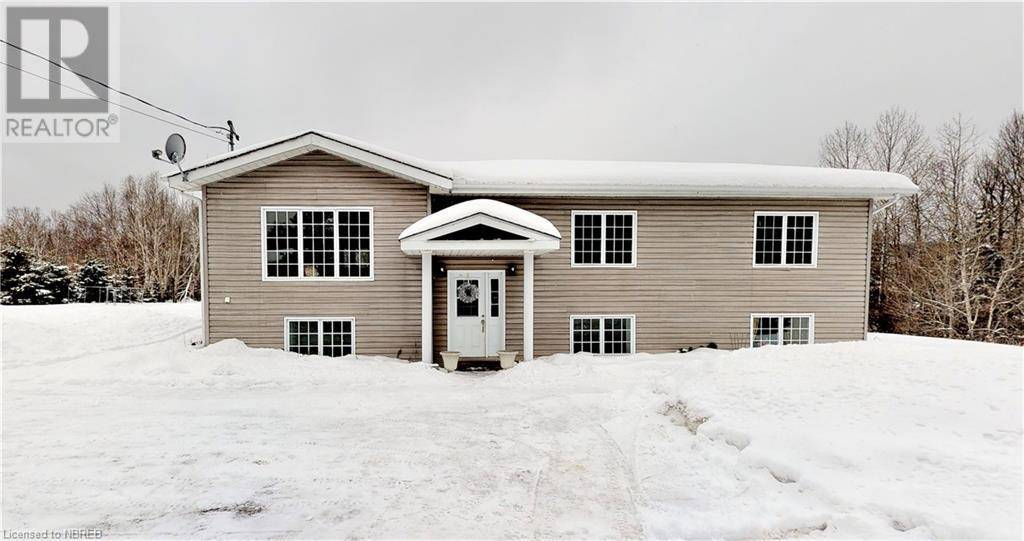 House for sale at 6270 Hwy 63 Hy North Bay Ontario - MLS: 242802