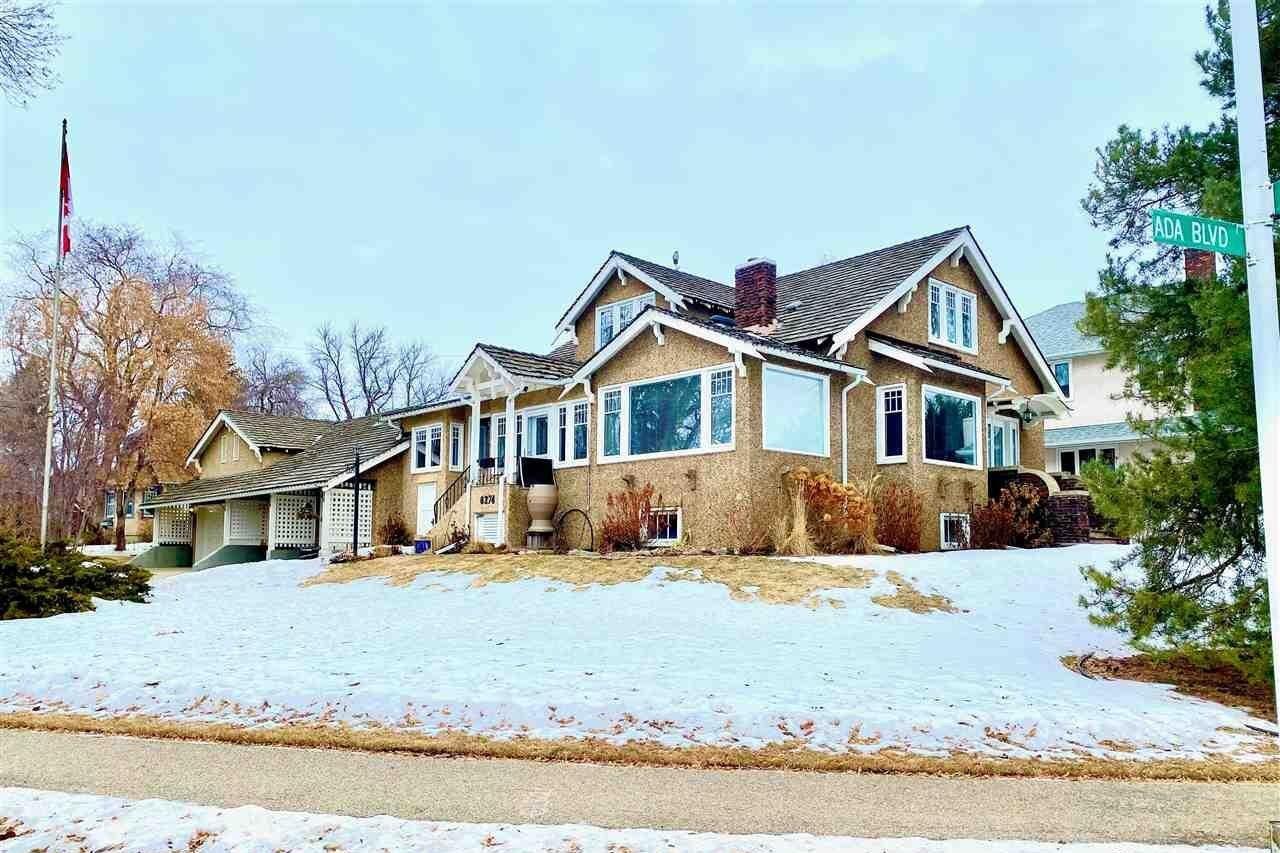 House for sale at 6274 Ada Bv NW Edmonton Alberta - MLS: E4211609