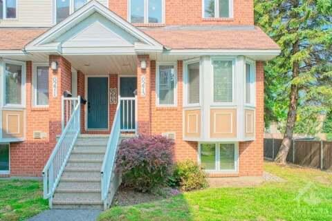 Condo for sale at 6275 Tealwood Pl Ottawa Ontario - MLS: 1211382