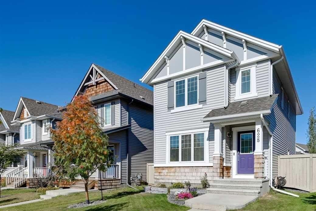 House for sale at 628 40 Av NW Edmonton Alberta - MLS: E4215790