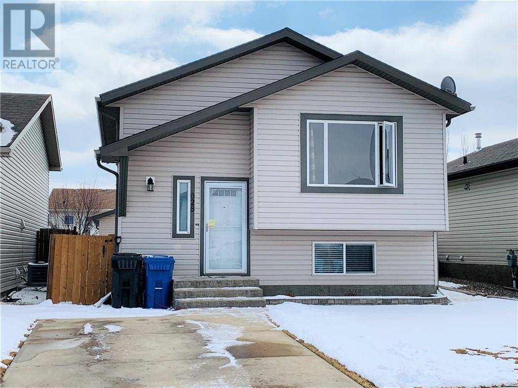 House for sale at 628 Aberdeen Cres W Lethbridge Alberta - MLS: ld0191818