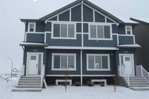 Townhouse for sale at 628 Brighton Gt Saskatoon Saskatchewan - MLS: SK796538