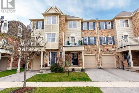 Townhouse for sale at 628 Frank Pl Milton Ontario - MLS: W4452586