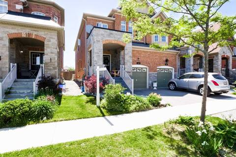 Townhouse for sale at 628 Lott Cres Milton Ontario - MLS: W4481199