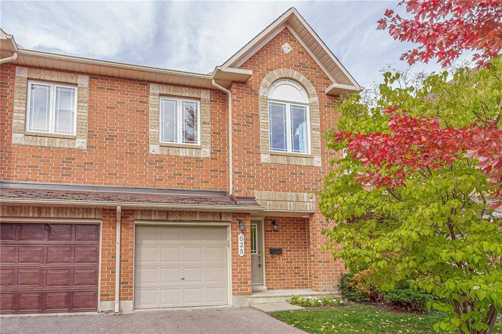 Townhouse for sale at 628 Louis Toscano Dr Ottawa Ontario - MLS: 1171559