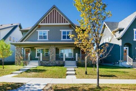 Townhouse for sale at 628 Mahogany Blvd SE Calgary Alberta - MLS: A1037218