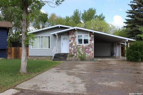 House for sale at 628 Poplar Cres Shaunavon Saskatchewan - MLS: SK801096