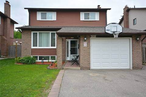 House for sale at 6283 Atherly Cres Mississauga Ontario - MLS: W4553140