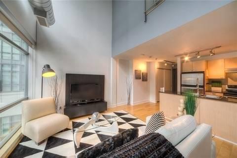 Apartment for rent at 637 Lake Shore Blvd Unit 629 Toronto Ontario - MLS: C4631549