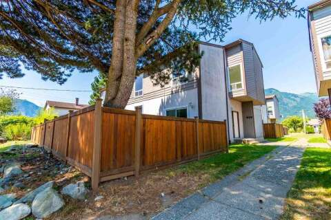 Townhouse for sale at 629 Douglas St Hope British Columbia - MLS: R2481543