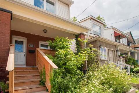 Townhouse for sale at 629 Greenwood Ave Toronto Ontario - MLS: E4867325
