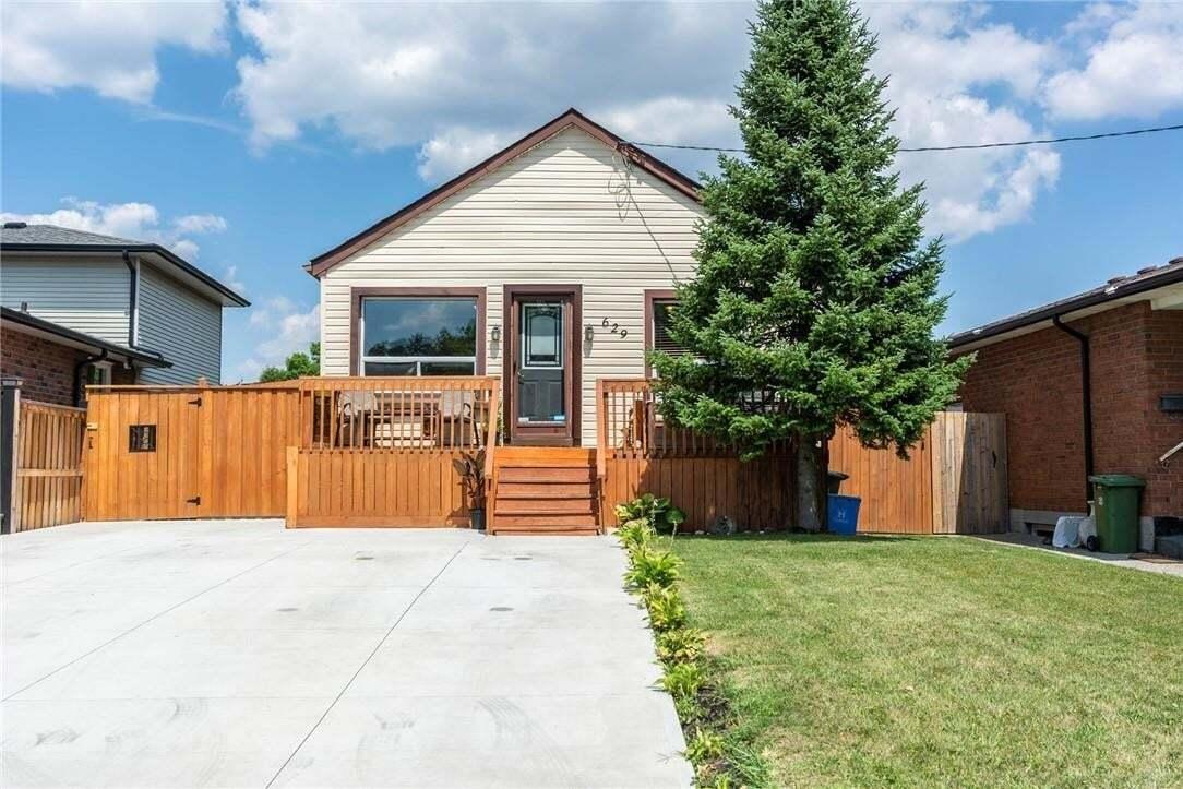 House for sale at 629 Limeridge Rd E Hamilton Ontario - MLS: H4084809