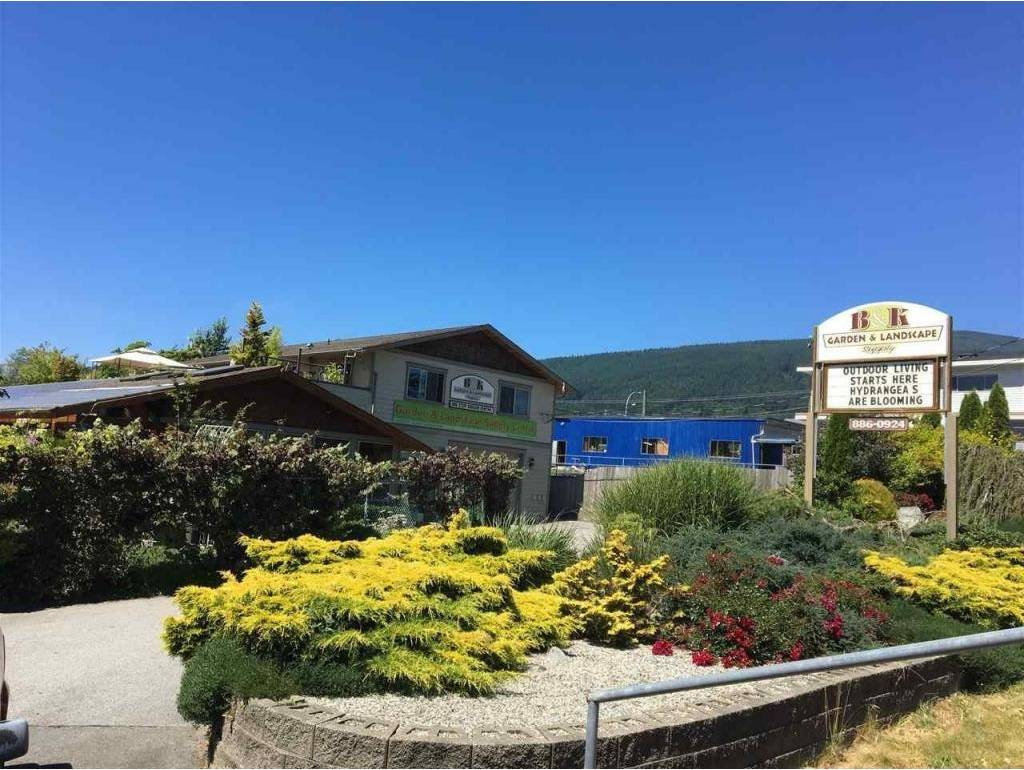 Commercial property for sale at 629 Pratt Rd Gibsons British Columbia - MLS: C8026879