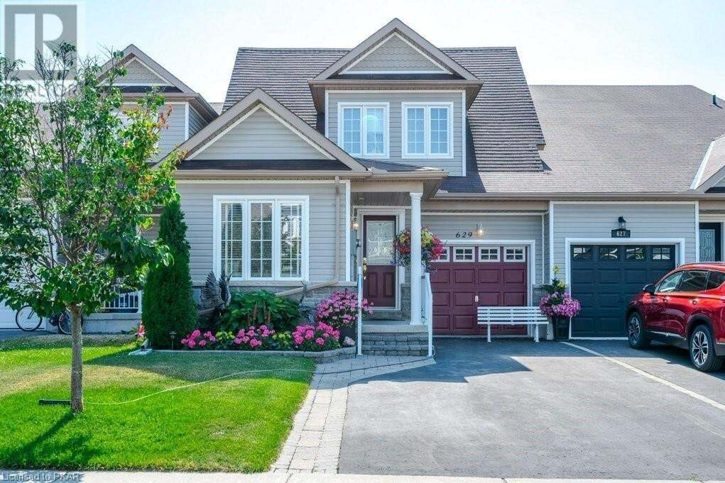 Townhouse for sale at 629 Tully Cres Peterborough Ontario - MLS: 271803