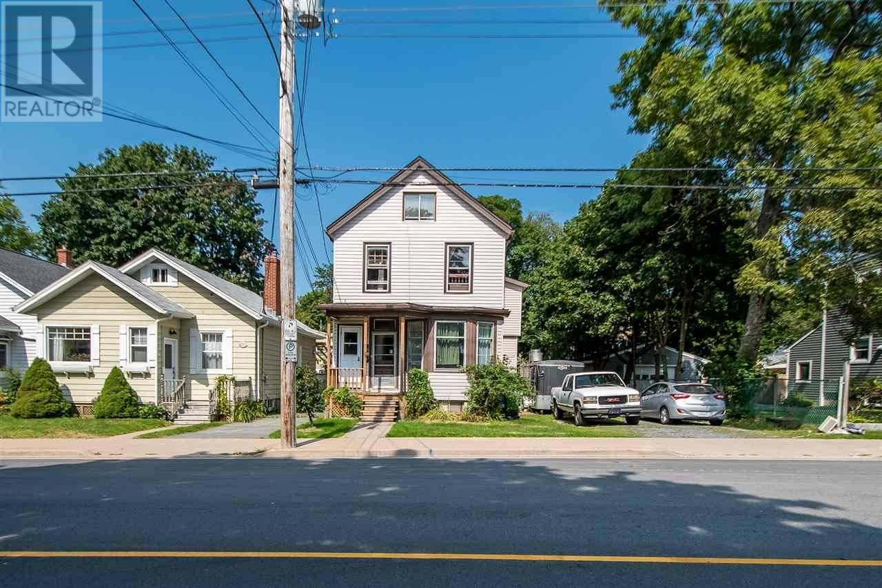 Townhouse for sale at 6297 Almon  Halifax Nova Scotia - MLS: 201821678