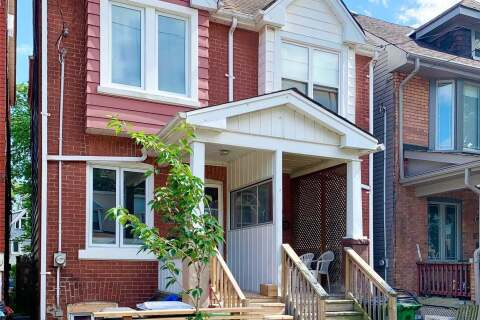 Townhouse for sale at 63 Frizzell Ave Toronto Ontario - MLS: E4813124