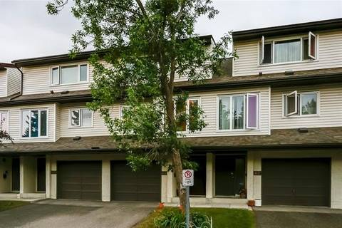 Townhouse for sale at 1012 Ranchlands Blvd Northwest Unit 63 Calgary Alberta - MLS: C4266082