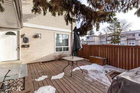 Townhouse for sale at 1155 Falconridge Dr Northeast Unit 63 Calgary Alberta - MLS: C4278874