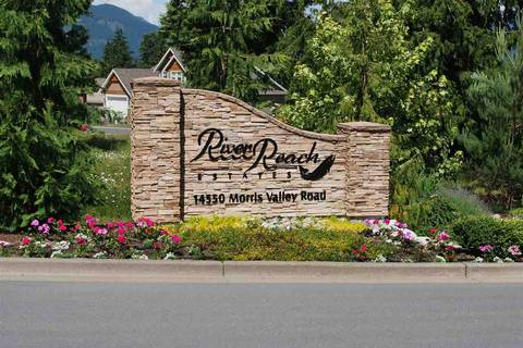 Residential property for sale at 14550 Morris Valley Rd Unit 63 Mission British Columbia - MLS: R2303649