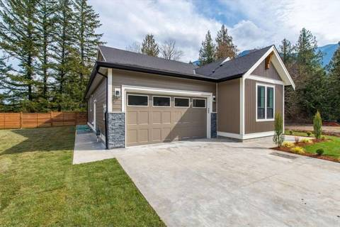 House for sale at 1885 Columbia Valley Rd Unit 63 Cultus Lake British Columbia - MLS: R2350597