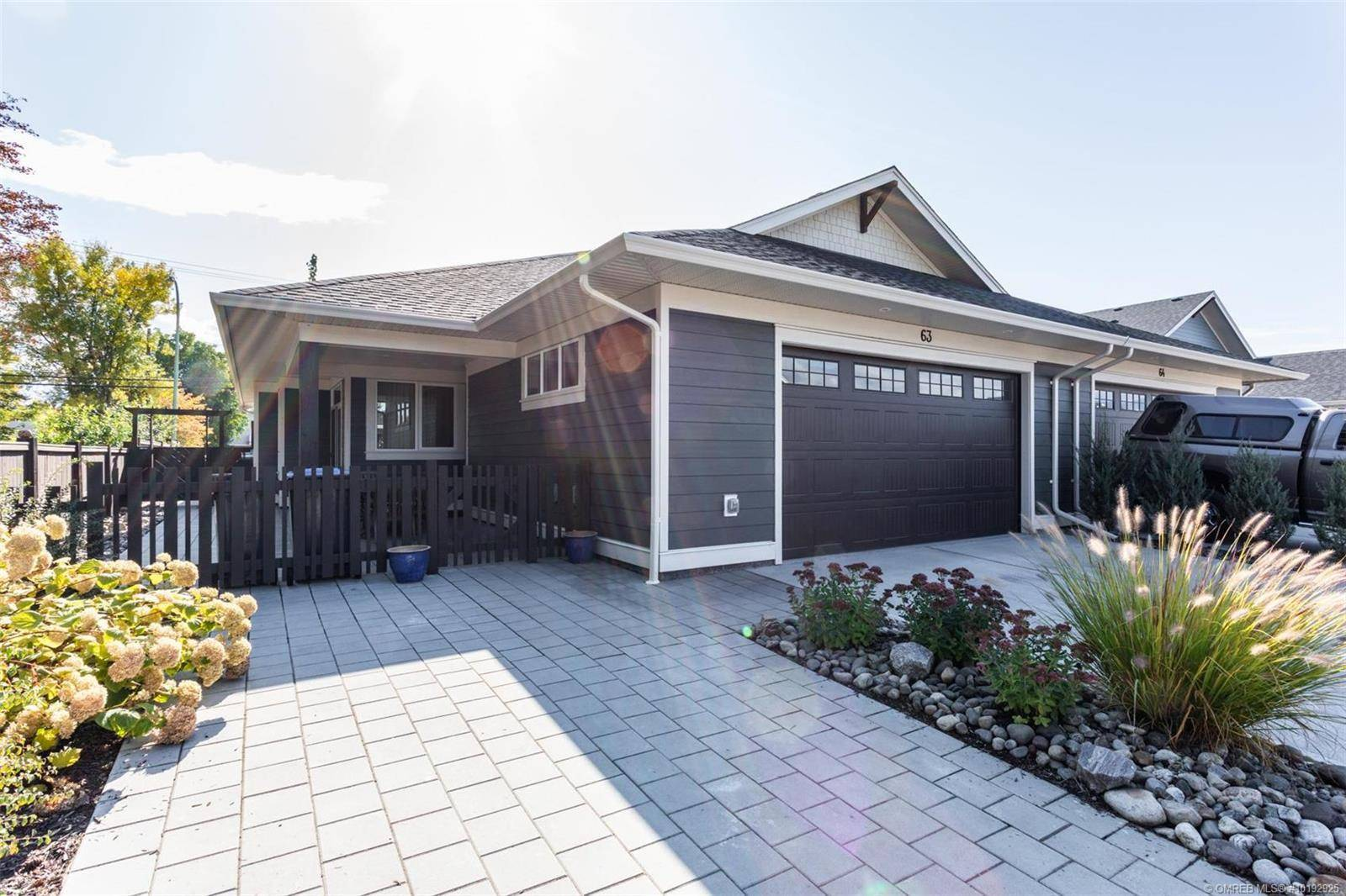 Townhouse for sale at 1960 Klo Rd Unit 63 Kelowna British Columbia - MLS: 10192925