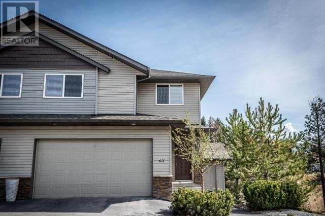 Townhouse for sale at 2046 Robson Place  Unit 63 Kamloops British Columbia - MLS: 157256