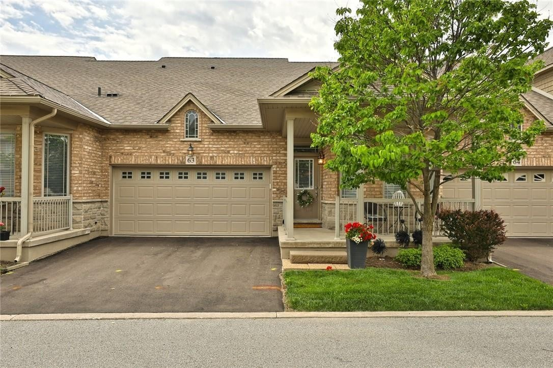Townhouse for sale at 2165 Itabashi Wy Unit 63 Burlington Ontario - MLS: H4079462