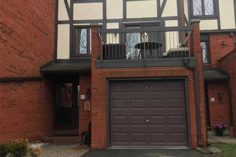 Condo for sale at 3360 Council Ring Rd Unit 63 Mississauga Ontario - MLS: W4458929