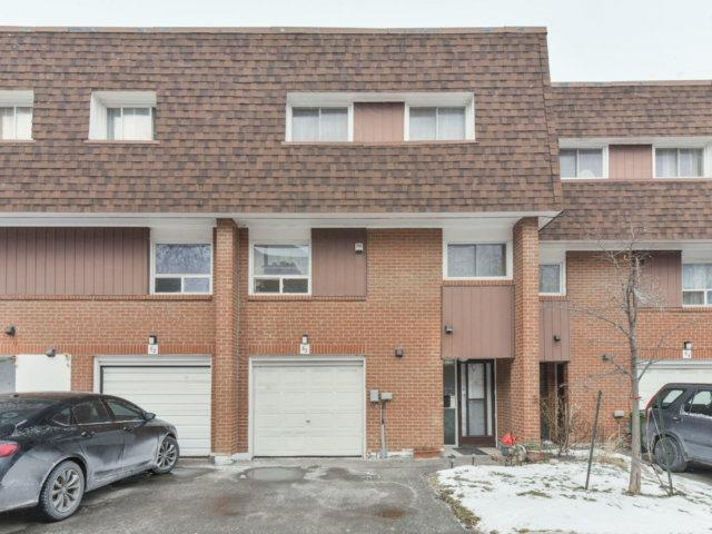 Sold: 63 - 464 Silverstone Drive, Toronto, ON