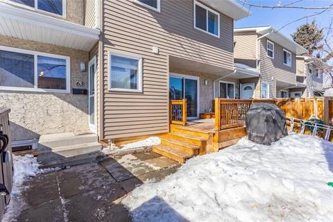 Townhouse for sale at 5520 1 Ave Southeast Unit 63 Calgary Alberta - MLS: C4233405