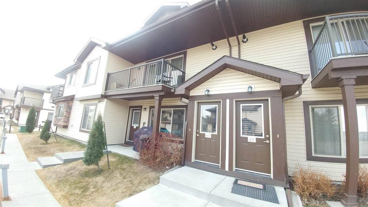Townhouse for sale at 604 62 St Sw Unit 63 Edmonton Alberta - MLS: E4154009